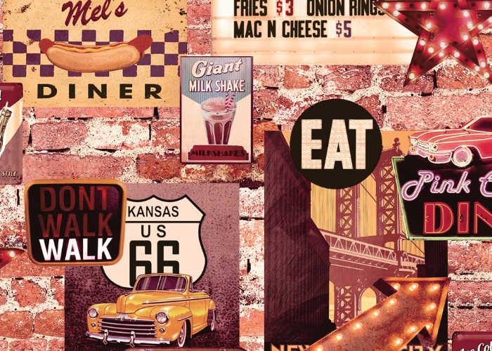 American Diner from Arthouse
