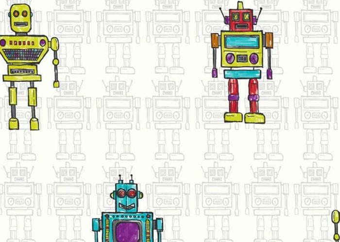 Retro Robot from Arthouse