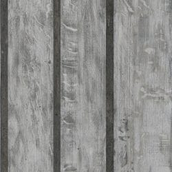 Muriva fake wood effect industrial wallpaper