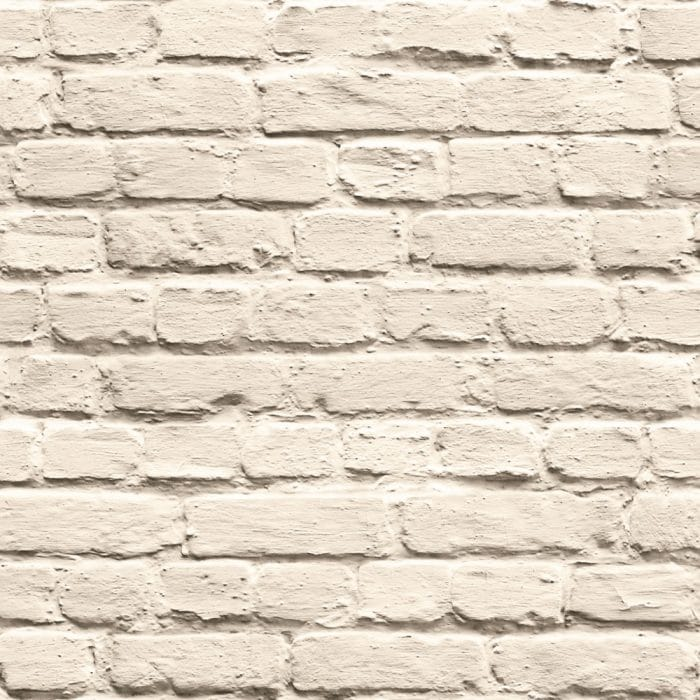 Muriva Painted Brick Wallpaper