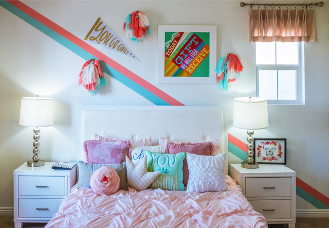 Teenage Girl Bedroom Ideas How To Create A Space She Will