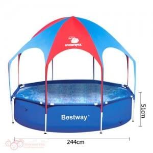 Bestway pool - IWW