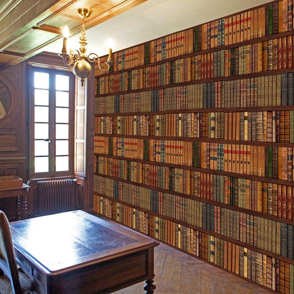 Rainbow Bookshelf Decor