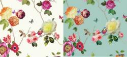 Arthouse Charmed Flower Wallpaper