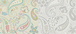 Holden Decor Indira Paisley Floral Wallpaper