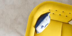 Yellow Summer Sofa