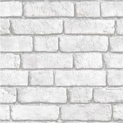 Bluff embossed brick industrial wallpaper