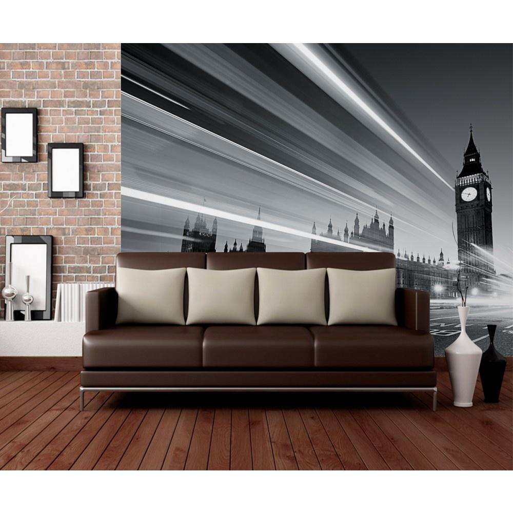 1 wall london black white photo giant poster 3 15 x 2 32m london 003 1 wall london black white photo giant poster 3 15 x 2 32m