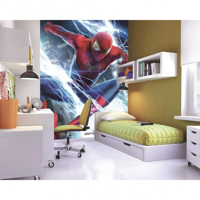 1 Wall Amazing Spiderman 2 Movie Mural