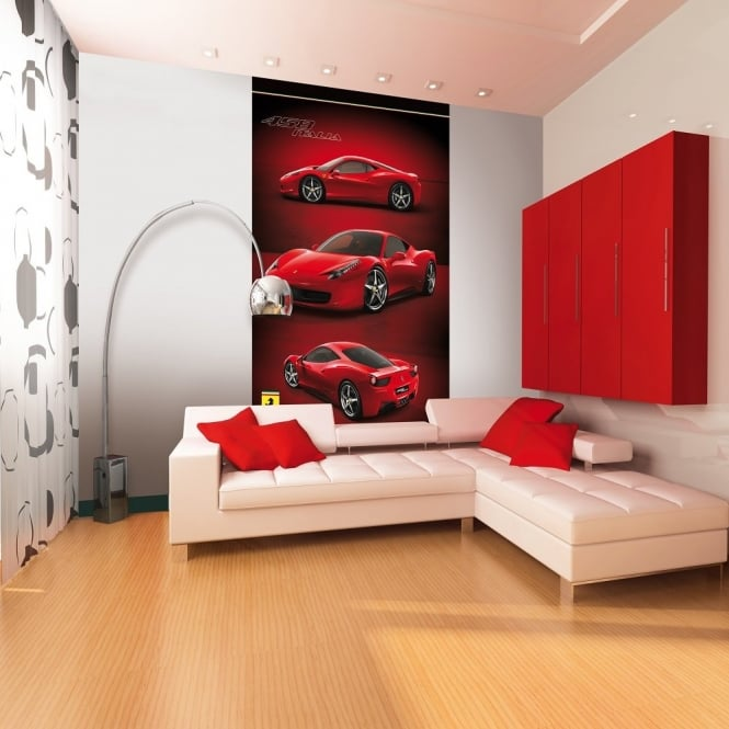 1 Wall Ferrari Wallpaper Mural