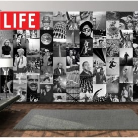 1 Wall LIFE Magazine Cover Photo 64 Piece Creative Collage Wall Art C64P-LIFE-001