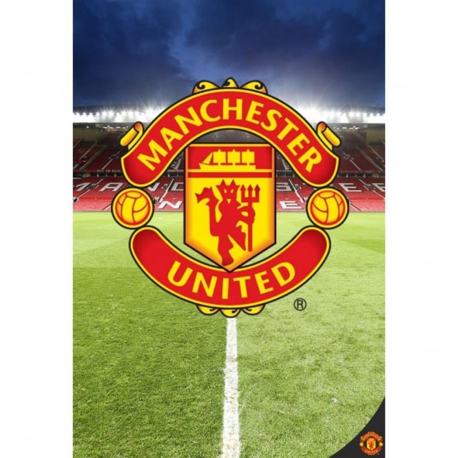 1 Wall Manchester United Old Trafford Wallpaper Mural 1.58m x 2.32m