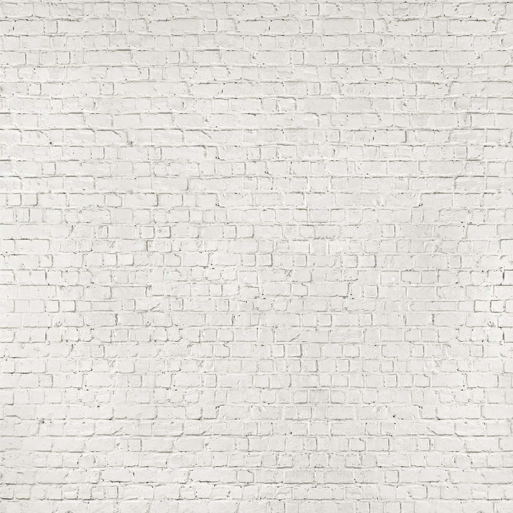 1 wall giant wallpaper mural loft white brick effect 1 wall wallpaper