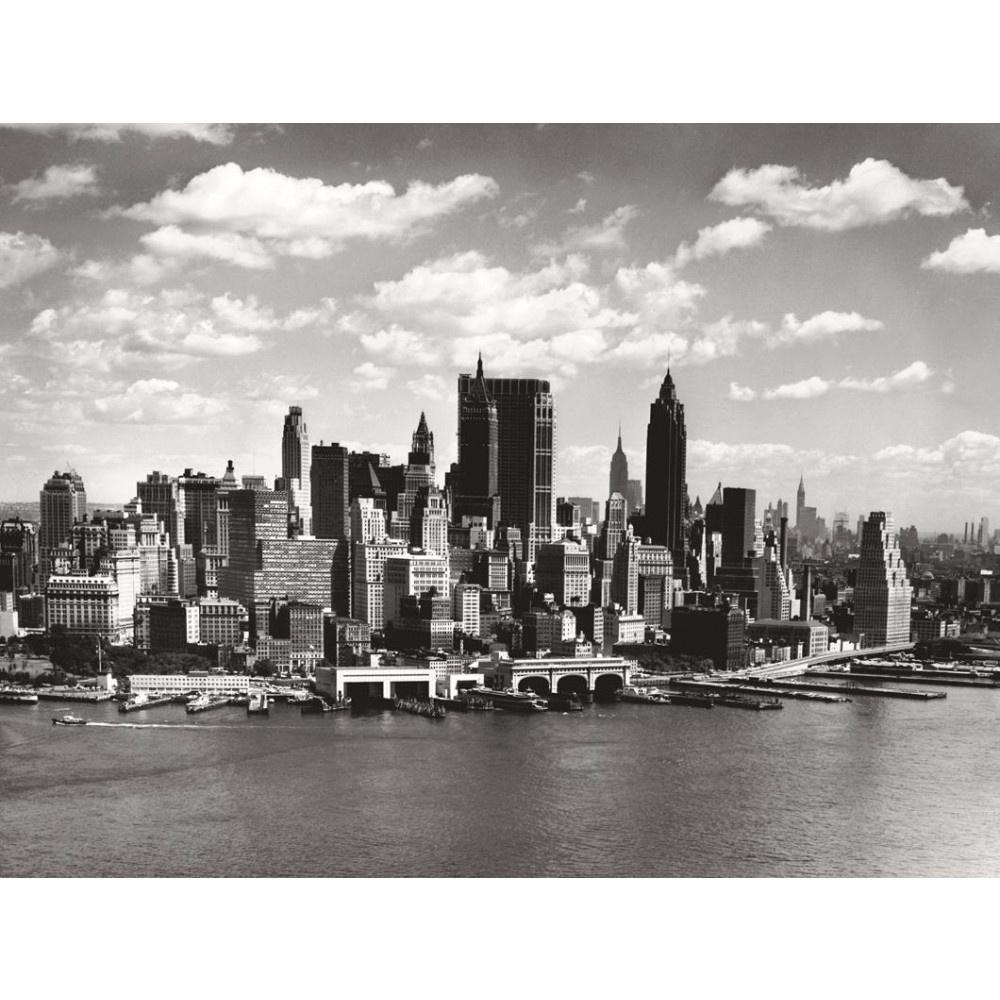 1 Wall New York Skyline Photo Giant Poster 3.15 X 2.32m