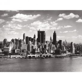 1 Wall New York Skyline Photo Giant Poster 3.15 x 2.32m