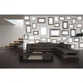 1 Wall Picture Photo Frames 64 Piece Creative Collage Wall Art