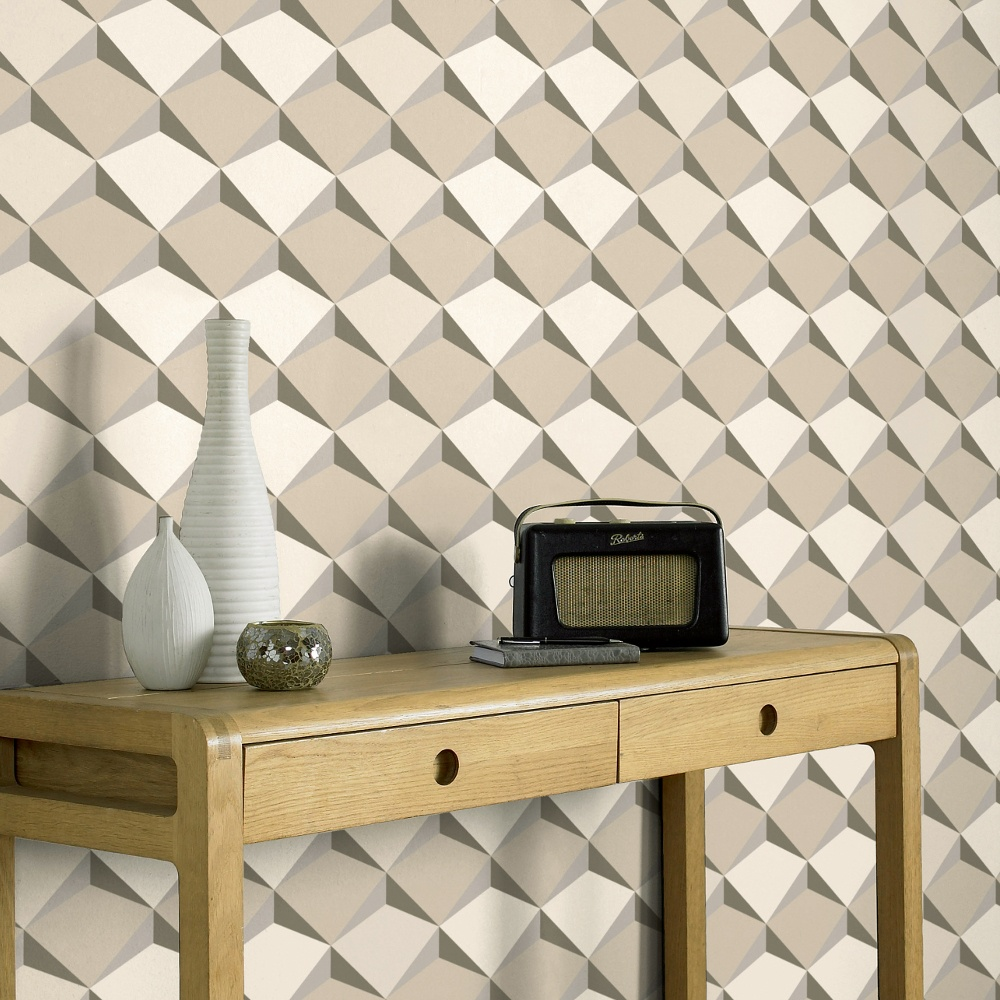 As creation diamond pattern 3d effect abstract textured for 3d effect wallpaper uk