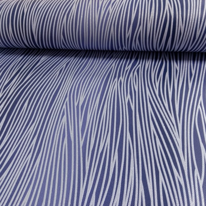 A.S. Creation AS Creation Ribbon Stripe Pattern Wallpaper Glitter Motif Modern Embossed 324733
