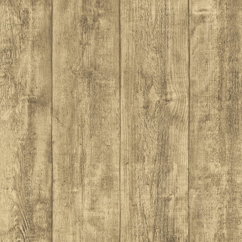 A S Creation As Creation Wooden Beam Pattern Wallpaper Faux Wood Effect Embossed Panel 708816