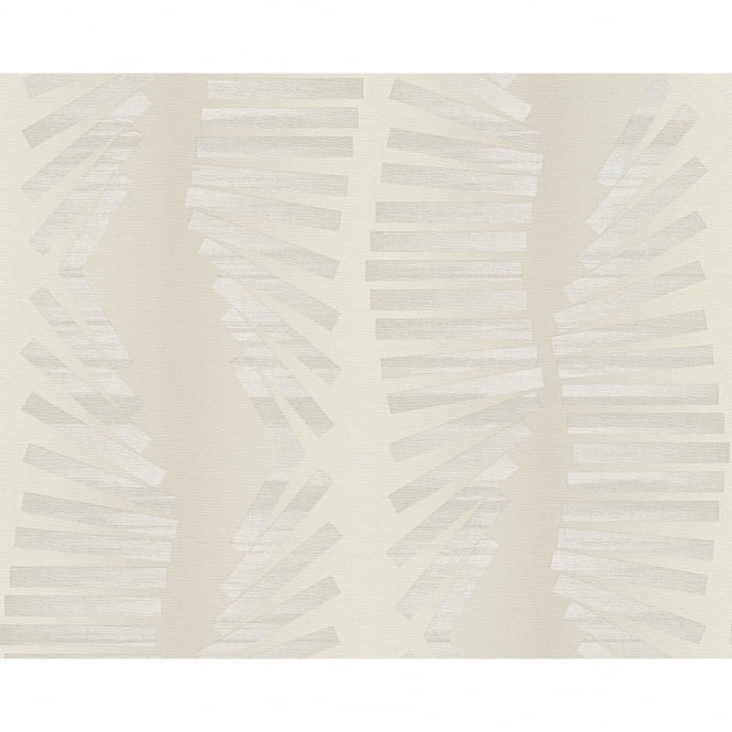 A.S. Creation Hollywood Indulgence Striped Bars Textured Designer Wallpaper 954151