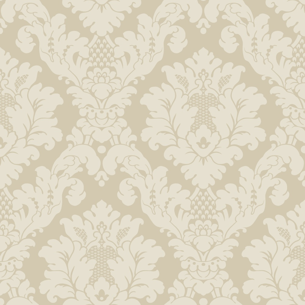 Arthouse da vinci damask pattern traditional designer for Designer wallpaper uk