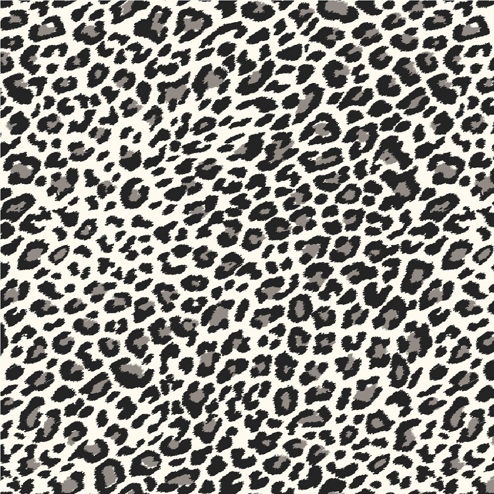 White cheetah print - photo#14