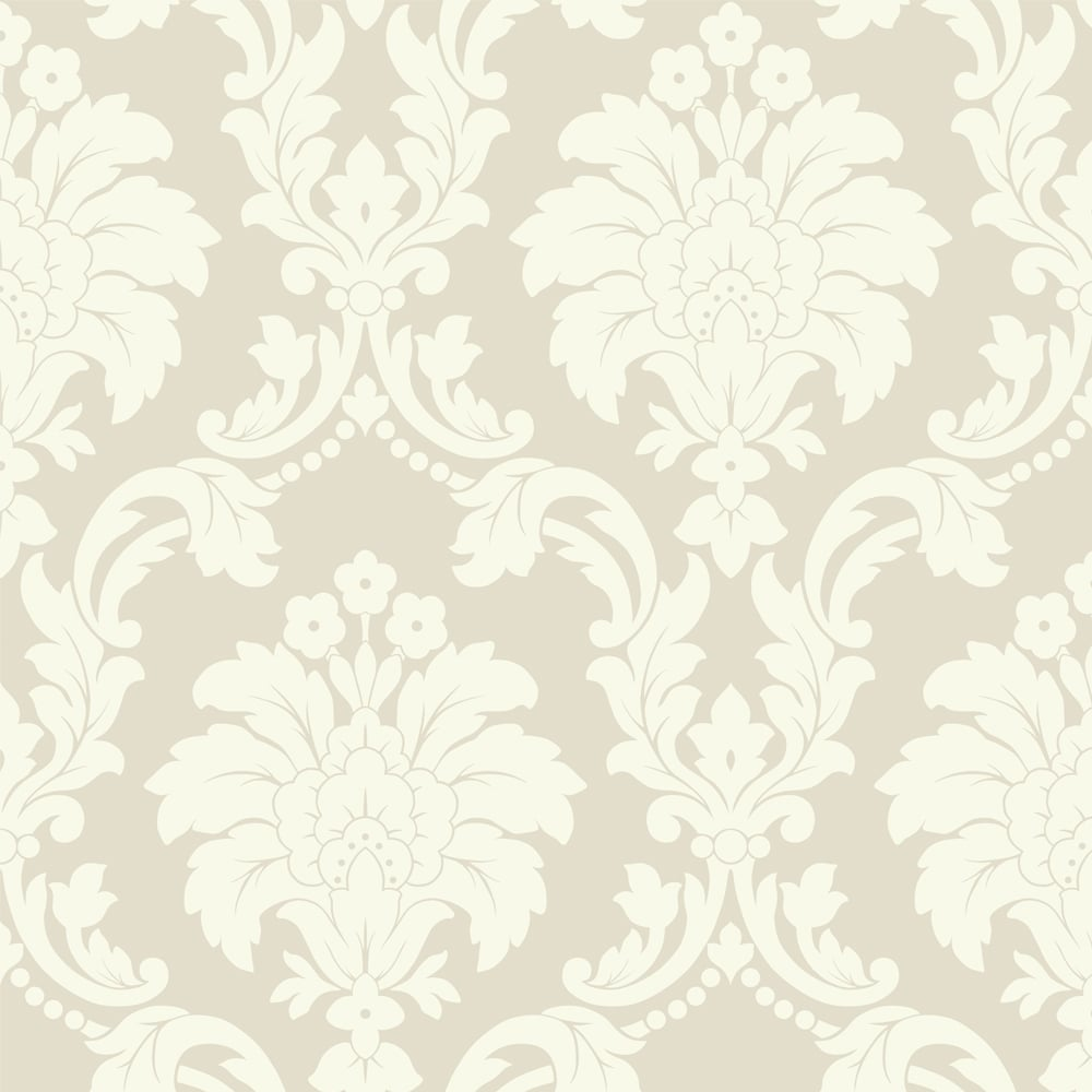 arthouse romeo damask pattern wallpaper metallic floral