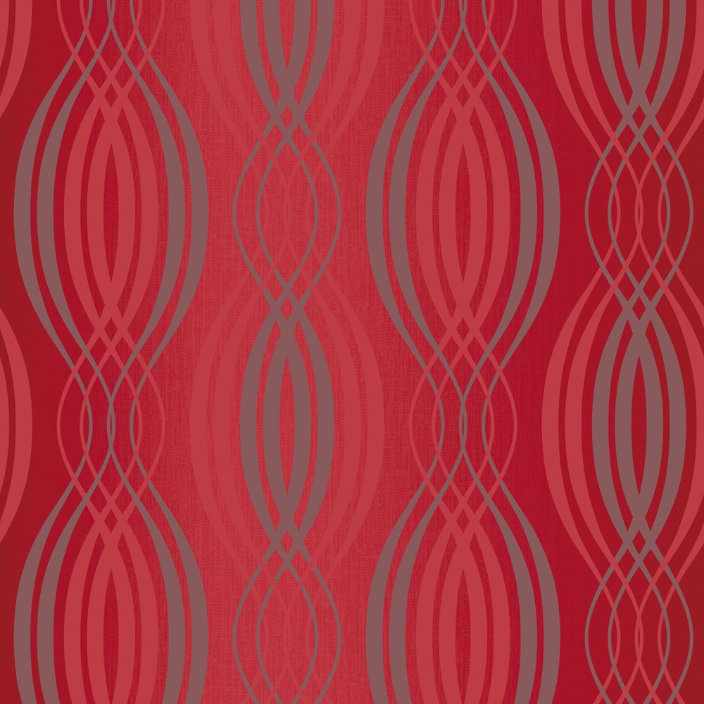 Arthouse spiral striped pattern glitter motif vinyl for Striped vinyl wallpaper