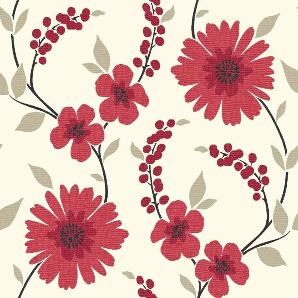 Home › Wallpaper › Arthouse › Arthouse Stansie Floral Trail ...