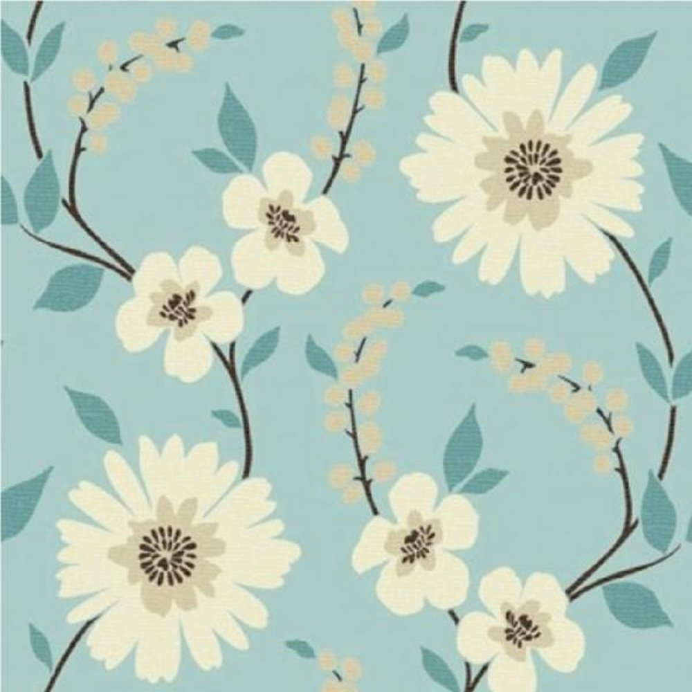 The gallery for modern floral wallpaper patterns for Modern wallpaper uk