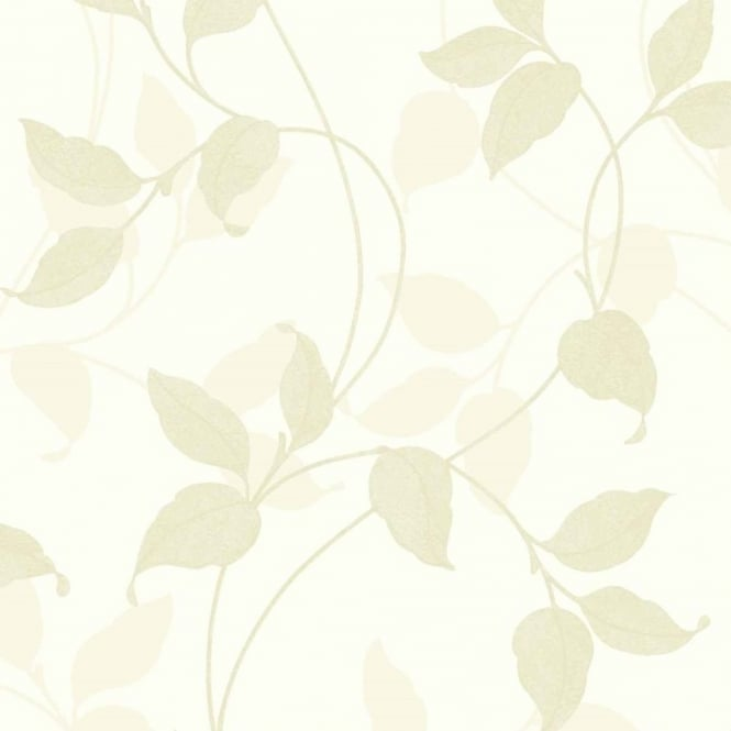 Arthouse Capriata Floral Leaf Pattern Glitter Metallic Textured Wallpaper 290304