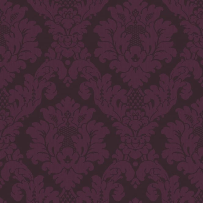 Arthouse Da Vinci Damask Motif Pattern Traditional Designer Wallpaper 405108