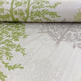 Arthouse Diamond Tree Pattern Wallpaper Forest Leaf Glitter Motif Textured 259000