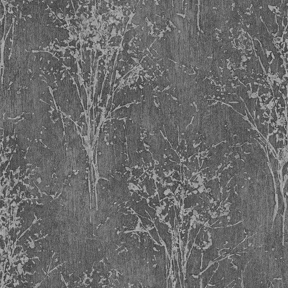 Arthouse Floresta Floral Pattern Wallpaper Botanical Glitter Motif