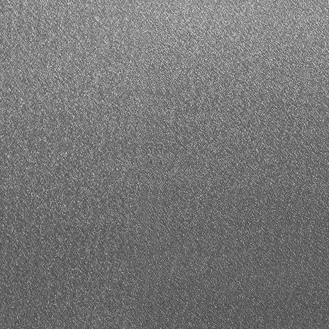 Foil Silver Plain Textured Vintage Metallic Luxury Wallpaper 297001