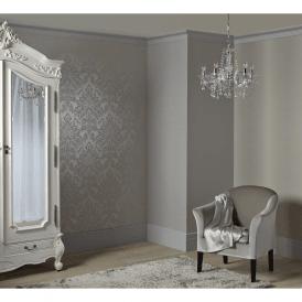 Glitter Wallpaper | Silver Glitter Wallpaper | I Want Wallpaper