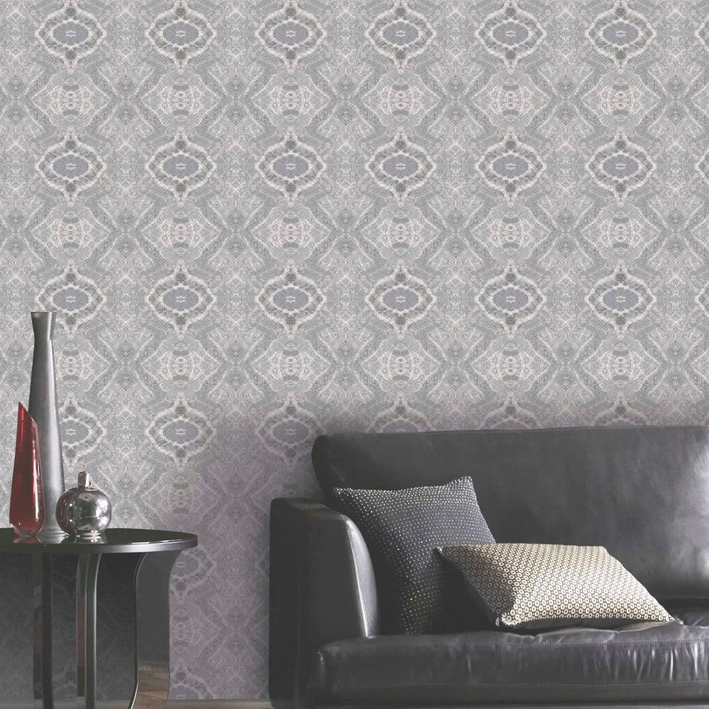 Arthouse ipanema snake skin pattern wallpaper animal print - Art house wallpaper uk ...