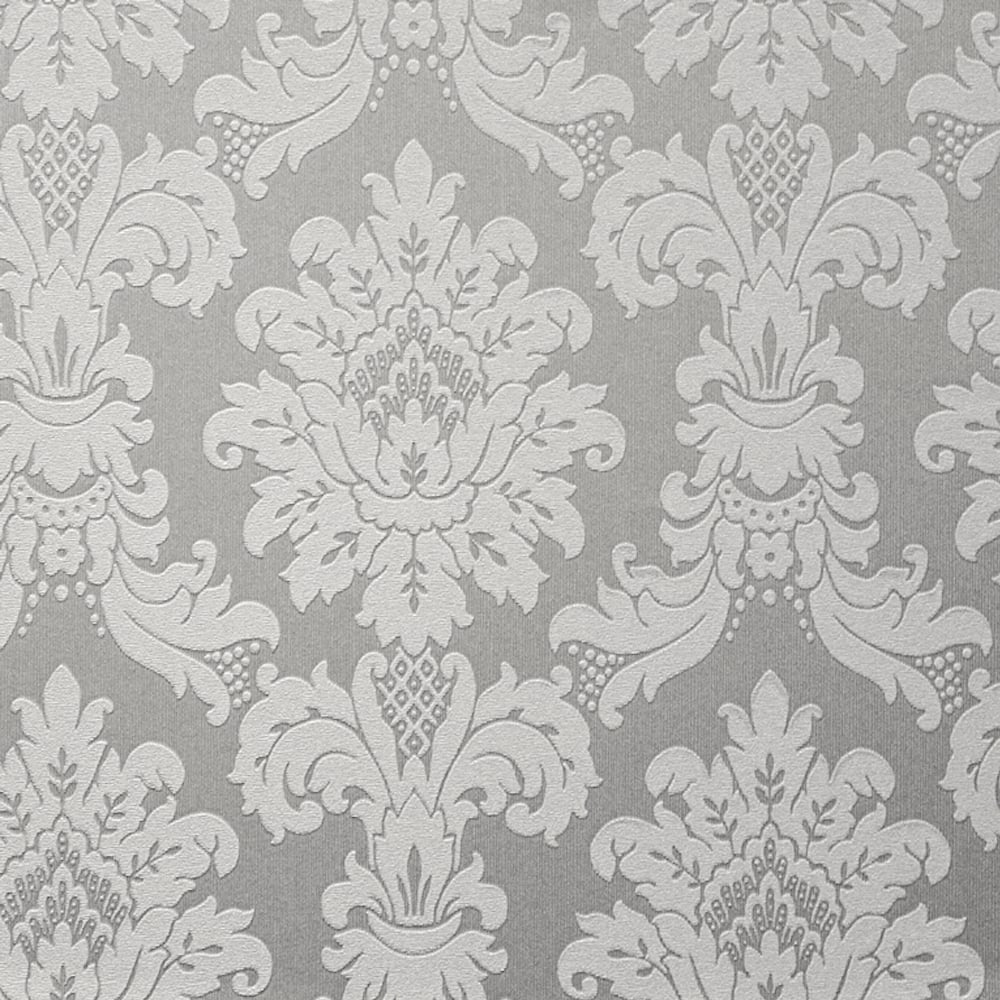 Arthouse Messina Damask Heavyweight Vinyl Textured ...