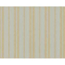 Arthouse Messina Stripe Vintage Metallic Shimmer Vinyl Textured Wallpaper 270702