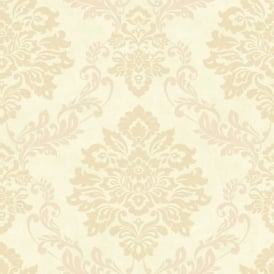 Arthouse Palazzo Damask Pattern Textured Vinyl Glitter Motif Wallpaper 290403