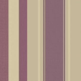 Arthouse Palazzo Stripe Pattern Textured Vinyl Glitter Motif Wallpaper 290500