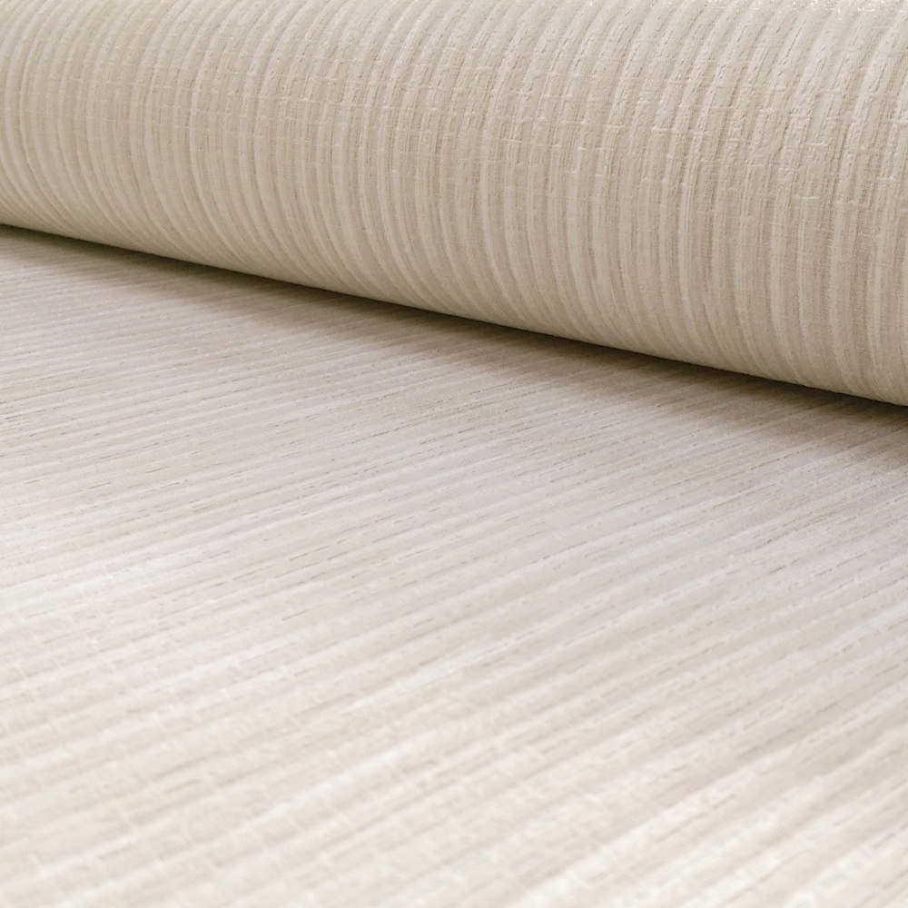 Arthouse raffia plain pattern textured embossed stripe for Striped vinyl wallpaper