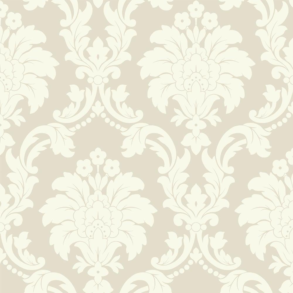 Arthouse romeo damask pattern wallpaper modern metallic for Modern wallpaper uk