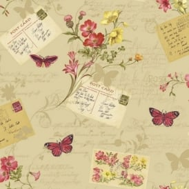 Arthouse Sophie Conran Postcards Home Wallpaper 950901