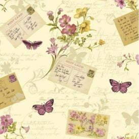Arthouse Sophie Conran Postcards Home Wallpaper 950904