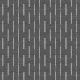 Arthouse Sparkle Stripe Matchstick Pattern Black Glitter Wallpaper 888400