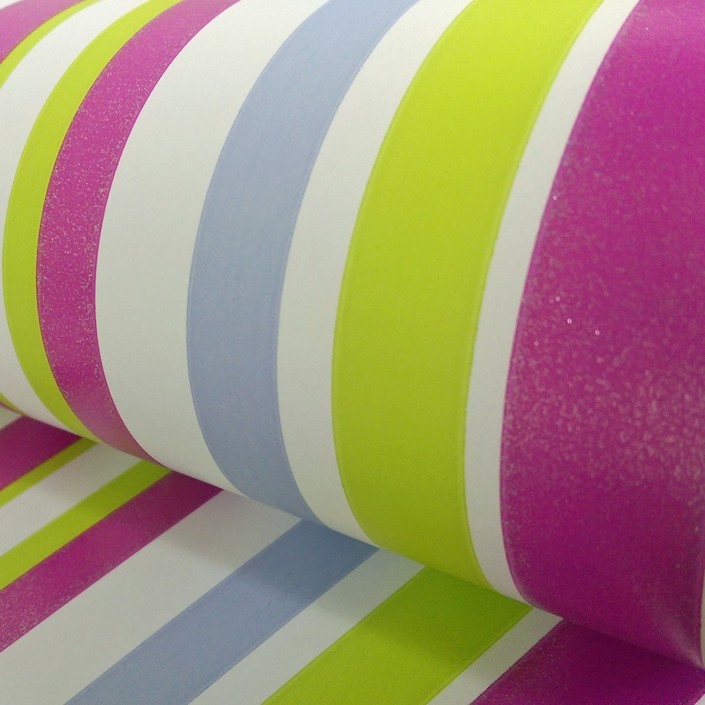 Arthouse Sparkle Stripe Pattern Glitter Motif Striped Colour Wallpaper 668801