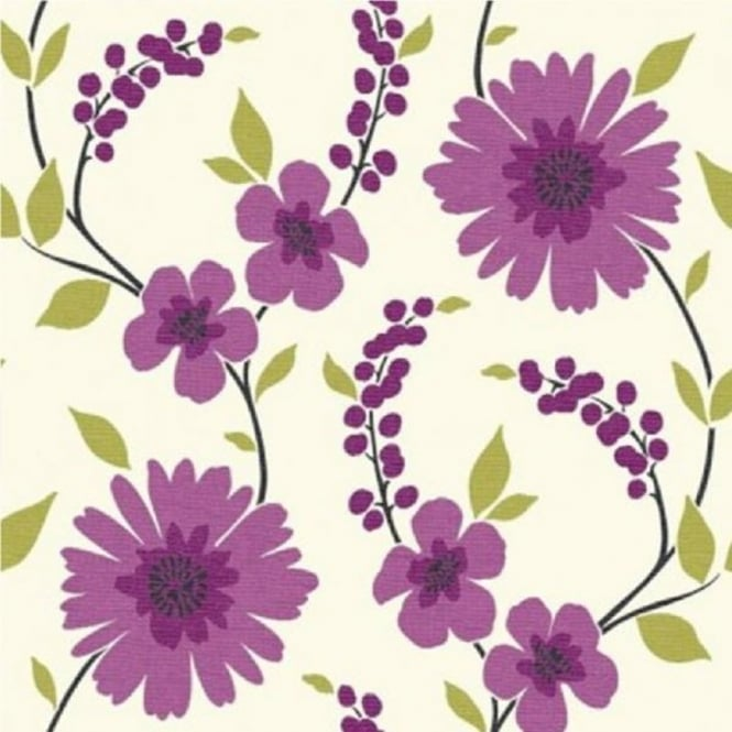 Arthouse Stansie Floral Trail Luxury Contemporary Flower Wallpaper 414203