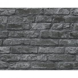 AS Creation Brick Wall Pattern Faux Effect Embossed Non Woven Wallpaper 954701