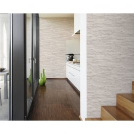 AS Creation Brick Wall Pattern Textured Faux Stone Effect Wallpaper 959083